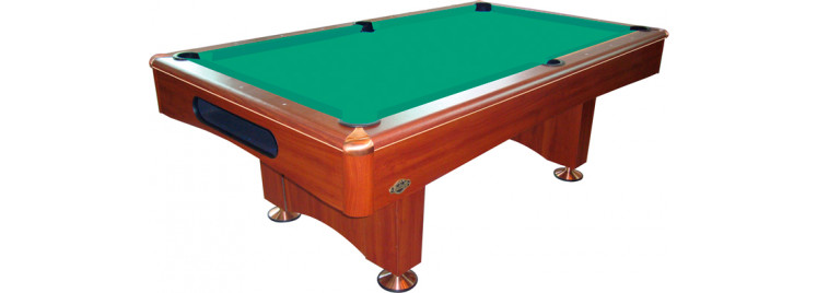 Pooltafel Buffalo Eliminator II 8ft bruin